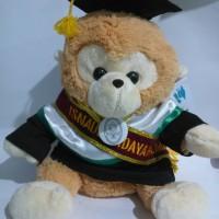 boneka wisuda Monyet lucu cute monkey
