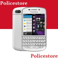 Blackberry Q10 - 16GB - Putih ( kypad english )