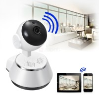 Q6s V380 720P HD CCTV IP Camera 1MP + MIC WIFI TF>=64GB IOS Android