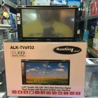 harga tv mobil/dvd double din merk AudioLink layar 6.95 inci Tokopedia.com