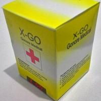 X-GO Obat Gonore Kencing Nanah Raja Singa Paling Ampuh (Sembuh 3 hari)