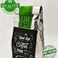 Jual Green Coffee Bubuk 100gr Murah