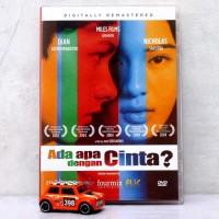 DVD Ada Apa Dengan Cinta ( AADC ) Dian Sastro & Nicholas Saputra
