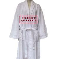 Jual Handuk Kimono Mandi Hotel Kualitas Eksport - White Murah