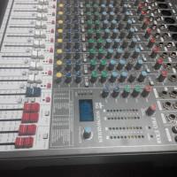 harga Mixer Audio Soundqueen Pro Fx12 12 Channel 256 Efek Reverb Tokopedia.com