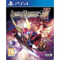 PS4 SAMURAI WARRIORS 4-II