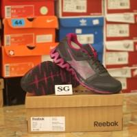 harga sepatu lari/running reebok wmns sport fury LP grey purple original Tokopedia.com