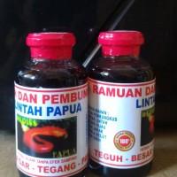 MINYAK LINTAH HITAM ASLI PAPUA (MEMPERBESAR ALAT VITAL PRIA)