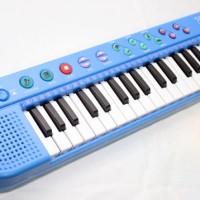 PIANO TECHNO KARAOKE KEYBOARD + 26 MELODI LAGU , JAYATOYS.COM
