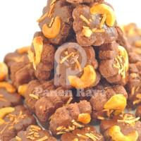 Coklat Keju Mete Mede Kue Kering Lebaran Natal Kacang Mente PR 100gr