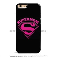 Gift for Mom Super Mom Case For Samsung Galaxy, Iphone Cases, Xperia