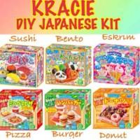 kracie sushi/kracie bento/kracie icecream/kracie pizza/kracie burger