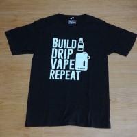 VapeOi (RDA Edition) Build Drip Vape Repeat Kaos Vape Vapor (XL/XXL)