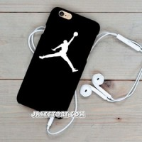 michael jordan Nike Black iPhone Hard Case 4 4s 5 5s 5c 6 6s Plus