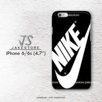 Nike Black iPhone Hard Case 4 4s 5 5s 5c