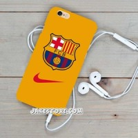 FC Barcelona Nike 2 iPhone Hard Case 4 4s 5 5s 5c 6 6s Plus