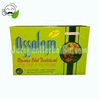 ASSALAM Original, Ramuan Obat Tradisional ASAM URAT & FLU TULANG