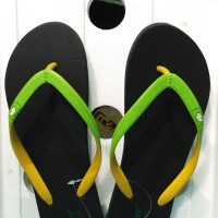 Fipper Classic Hitam Cewek / Sendal Jepit Cowok / Sandal Flip Flop Pria