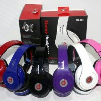 harga Headphone Bluetooth Monster Beats by dr.dre TM-003 ( Headset ) Tokopedia.com