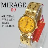 harga Jam Tangan Mirage 09 (AC Guess Rolex Casio Skmei Swiss Army Alba) Tokopedia.com