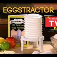 Egg Stractor Pengupas Kulit Putih Telur