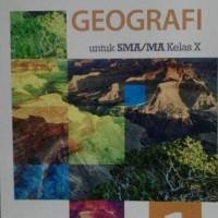 GEOGRAFI SMA KELAS X KURIKULUM 2013