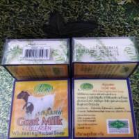 Sabun Susu Kambing JAM -Goat Milk original thailand