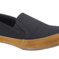 Ufootwears - Goodness Space Black | Sandal Casual Pria