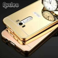 Casing Bumper Mirror Hard Case ASUS Zenfone 2 Laser 5