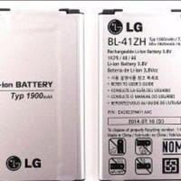 Baterai Batere Battery Lg Leon Vino Bl41zh