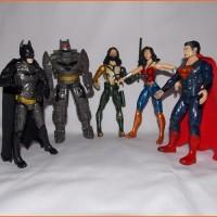 Jual Batman Vs Superman Ver2 isi 5pcs-action figure Murah Murah