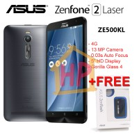 Asus Zenfone 2 Laser 4G ZE500KL  5 inch NEW + Free Zenflash