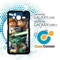 lego star wars 3 wallpaper Case, Cover, Hardcase Samsung Galaxy Core