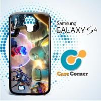 LEGO Marvel Super Heroes Case, Cover, Hardcase Samsung Galaxy S4