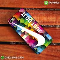 harga Geometric Just Doit Nike Iphone 5 5s Se 6 Plus 4s Case Samsung Cases Tokopedia.com