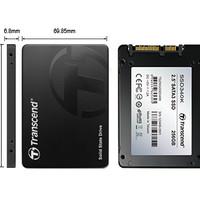 """SSD - Transcend - SSD SATA 3 - 2.5"""" MLC SATA III 6GB / S Internal 1TB"""