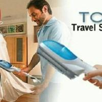 Jual Setrika Uap Tobi travel steamer gosokan uap praktis mudah cepat murah Murah