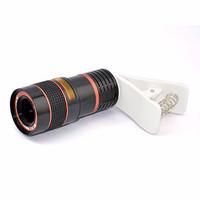New!! Universal Tele Lens 8x Zoom For Smartphone (Model Jepit / QFKQ