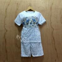 Baju Tidur Gambar Melody / Babydoll Melody