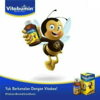 Jual vitabumin madu albumin penambah nafsu makan Murah