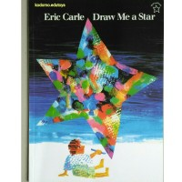 Draw Me A Star by Eric Carle,Buku Import Anak Buku Cerita Anak