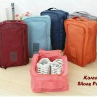 harga Tas Penyimpan Sepatu Sandal / Monopoly Shoes Pouch Bag Organizer Tokopedia.com