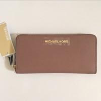 Dompet Michael Kors Jet Set Wallet New Baru Aslu