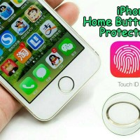Home Button Apple iPad iPod | Sticker ID Touch iPhone 4 / 5 / 6 / 6+