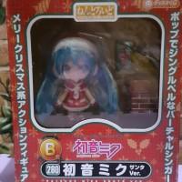 Nendoroid Hatsune Miku Santa ver 280