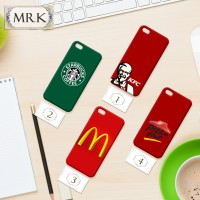 Custom Case Casing KFC Starbucks Casual Hp Handphone Samsung Oppo A49