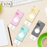Custom Case Casing Totoro Ghibli Hp Handphone Iphone Samsung Oppo A90