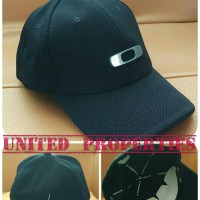 harga Topi Oakley Logo Metal - Dark Black Tokopedia.com