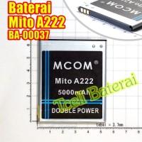 Baterai Mito A222 Ba-00037 Mcom