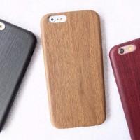 Jual Premium Wood Case Iphone 5/5S/6/6S Murah